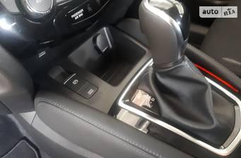 Nissan Qashqai New FL 2.0 CVT (144 л.с.) 2WD 2019