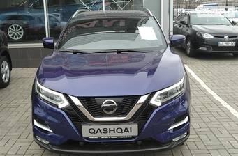 Nissan Qashqai New FL 1.6dCi CVT (130 л.с.) 2WD 2018