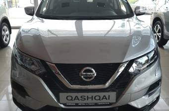 Nissan Qashqai New FL 2.0 CVT (144 л.с.) 4WD 2019