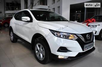 Nissan Qashqai New FL 2.0 CVT (144 л.с.) 2WD 2020