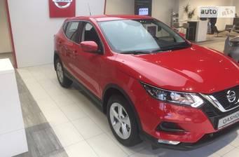 Nissan Qashqai New FL 1.6dCi CVT (130 л.с.) 2WD 2019