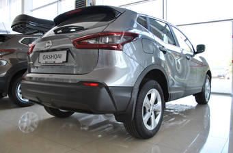 Nissan Qashqai New FL 2.0 CVT (144 л.с.) 4WD 2020