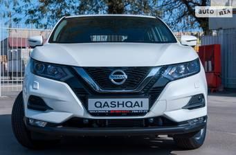 Nissan Qashqai New FL 1.6dCi CVT (130 л.с.) 2WD 2020