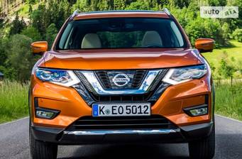 Nissan X-Trail New FL 2.5 CVT (171 л.с.) 4WD 2019