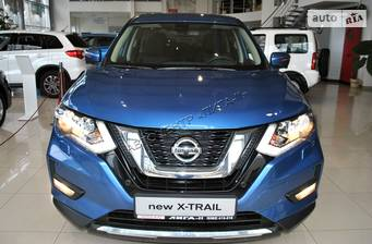 Nissan X-Trail New FL 2.0 CVT (144 л.с.) 4WD 2019