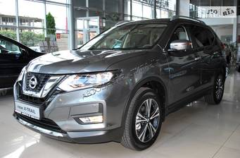 Nissan X-Trail New FL 1.6dCi MT (130 л.с.) 4WD  2018