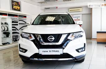 Nissan X-Trail New FL 2.5 CVT (171 л.с.) 4WD 2018