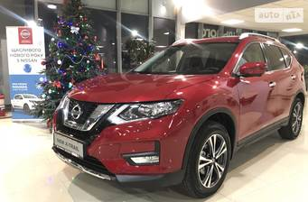 Nissan X-Trail New FL 1.6dCi CVT (130 л.с.) 2018