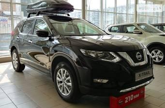 Nissan X-Trail New FL 2.0 CVT (144 л.с.) 2019