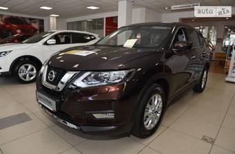 Nissan X-Trail New FL 2.0 CVT (144 л.с.) 2019