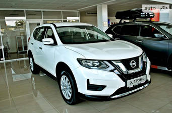 Nissan X-Trail New FL 2.0 MT (144 л.с.) 2019
