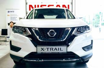Nissan X-Trail New FL 2.0 CVT (144 л.с.) 4WD 2020