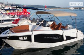 Oki Boats Barracuda 545 Open 2016