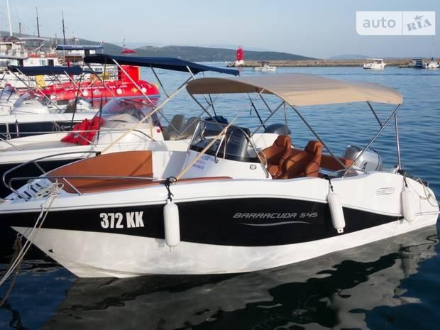 Oki Boats Barracuda