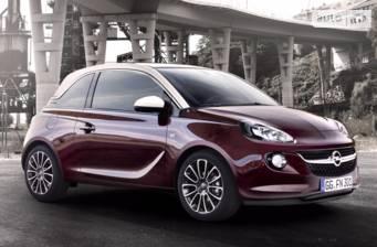 Opel Adam 1.0 МТ (90 л.с.) Start/Stop 2017