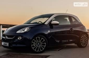 Opel Adam 1.4 МТ (100 л.с.) Start/Stop 2017