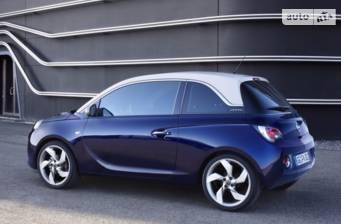 Opel Adam 1.4 МТ (85 л.с.) ГБО (LPG) 2017