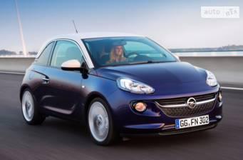 Opel Adam 1.4 МТ (100 л.с.) 2017