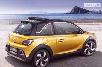 Opel Adam 1.4 МТ (85 л.с.) Rocks  2017