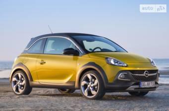 Opel Adam 1.4 МТA (85 л.с.) 2017