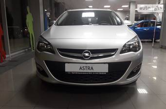 Opel Astra J 1.4Т АТ (140 л.с.) 2019
