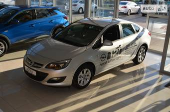 Opel Astra J 1.4Т АТ (140 л.с.) 2020