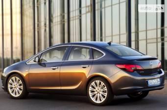 Opel Astra J 1.6D AT (136л.с.)  2017