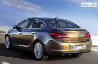 Opel Astra J 1.6D MT (136л.с.) Start/Stop ecoFLEX 2017