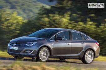 Opel Astra J 1.4 MT (140 л.с.) Start/Stop 2017