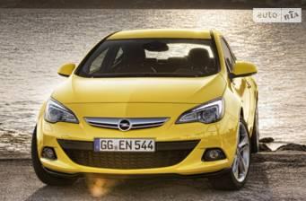 Opel Astra J GTC 1.6D MT (136 л.с.) Start/Stop 2017