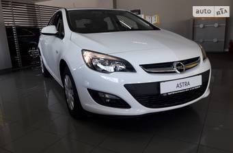 Opel Astra J 1.4 MT (140 л.с.) Start/Stop 2020