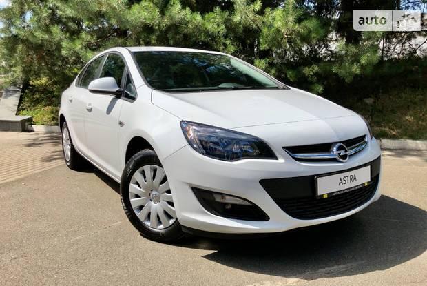 Opel Astra J Enjoy