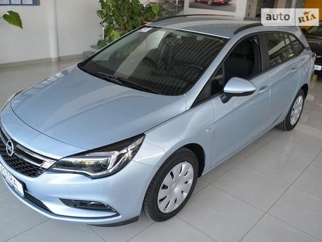 Opel Astra K 2018