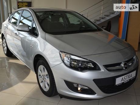 Opel Astra K 2020