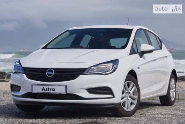 Opel Astra K Dynamic