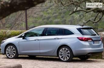 Opel Astra K 1.6D MT (110 л.с.) Start/Stop 2017