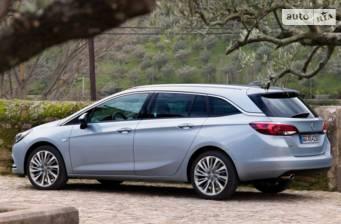 Opel Astra K 1.4 MT (125 л.с.) Start/Stop 2017