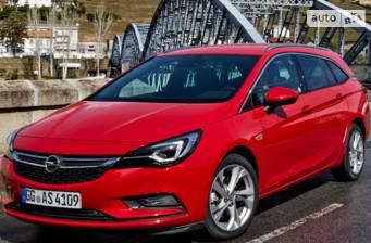 Opel Astra K 1.4 MT (150 л.с.) 2017