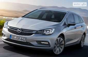 Opel Astra K 1.6D AT (136 л.с.) Start/Stop Enjoy 2017