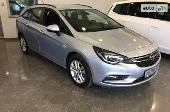 Opel Astra K 1.6D MT (95 л.с.)  2017