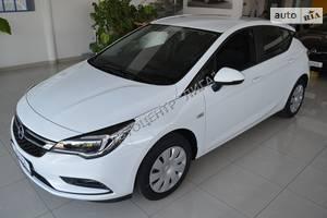 Opel Astra K 1.4 Turbo AT (150 л.с.) Individual 2018