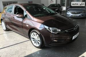 Opel Astra K Enjoy Plus