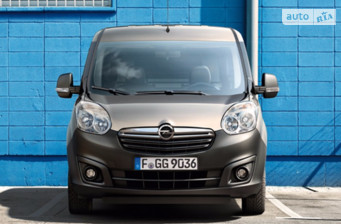 Opel Combo груз. 1.6D MT (120 л.с.) Start/Stop L1H2 Increased 2017