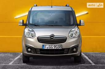 Opel Combo пасс. 1.4CNG MT (120 л.с.) L1H1 Enjoy 2017