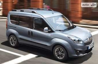 Opel Combo пасс. 1.6D MT (105 л.с.) L1H1 Standard 2017