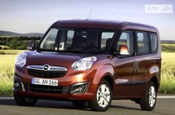 Opel Combo пасс. 1.6D MT (120 л.с.) L2H1 2017