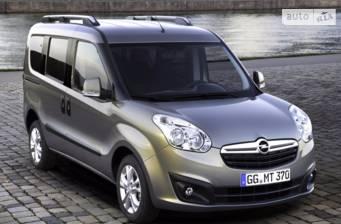 Opel Combo пасс. 1.4T MT (120 л.с.) L1H1 2017