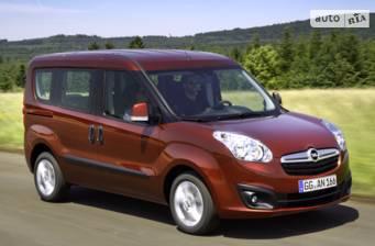 Opel Combo пасс. 1.6D MT (120 л.с.) L1H1 2017