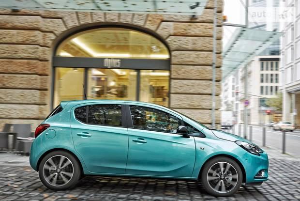 Opel Corsa Colour Edition