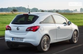 Opel Corsa 3d 1.4 MT (90 л.с.) 2017